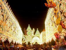 La Festa patronale della Madonna del SS. Rosario e dei Santi Medici